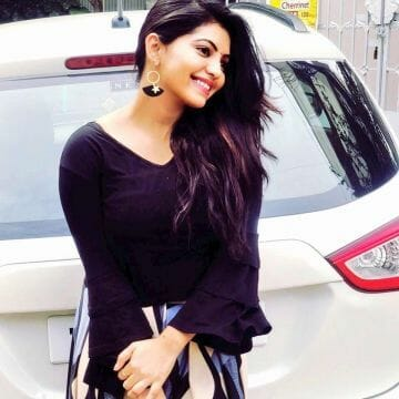 Athulya Ravi HD Wallpapers (Desktop Background / Android / iPhone) (1080p, 4k)
