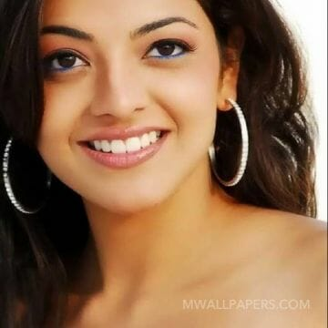 Kajal Agarwals beautiful white dress images HD Wallpapers (Desktop Background / Android / iPhone) (1080p, 4k)