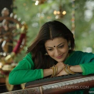 Kajal Agarwals latest cute red top HD  photos HD Wallpapers (Desktop Background / Android / iPhone) (1080p, 4k)