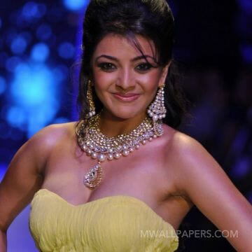 Kajal Agarwals hot white dress photos in HD Quality HD Wallpapers (Desktop Background / Android / iPhone) (1080p, 4k)